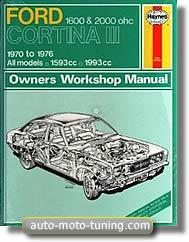 Revue technique Ford Cortina 3