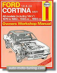 Revue technique Ford Cortina MK4