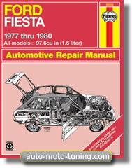 RTA Ford Fiesta 1.6L (1977-1980)