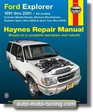 Revue technique Ford Explorer (1991-2001)