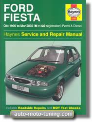 Ford Fiesta essence et diesel (1995-2002)