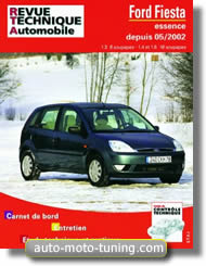 Revue Ford Fiesta essence (depuis 2002)