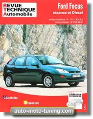 RTA Ford Focus essence et diesel (1998-2004)