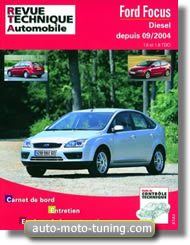 RTA Ford Focus diesel (depuis 2004)