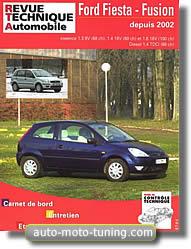Revue technique Ford Fusion (depuis 2002)