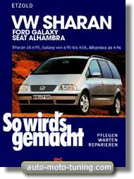 Revue technique Ford Galaxy de 1995 à 2006