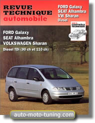RTA Ford Galaxy diesel