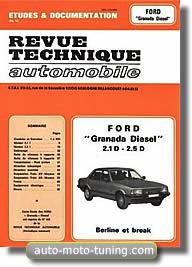 RTA Ford Granada diesel (1978-1984)