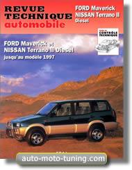 Revue technique Ford Maverick diesel (jusqu'en 1997)