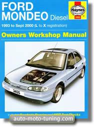Revue technique Ford Mondeo 1.8l diesel