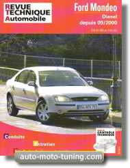 Revue technique Ford Mondeo II diesel