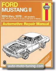 RTA Ford Mustang II (1974-1978)