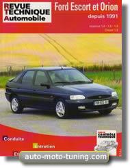 Ford Orion essence et diesel (à partir de 1991)