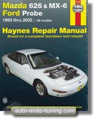 Ford Probe de 1993 à 2002