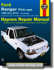 Revue technique Ford Ranger (1993-2010)