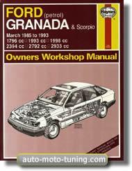 Revue technique Ford Scorpio (1985-1993)
