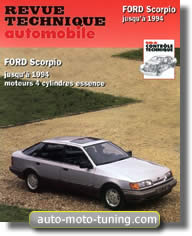 Revue technique Ford Scorpio (1985-1994)