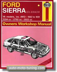 Ford Sierra V6