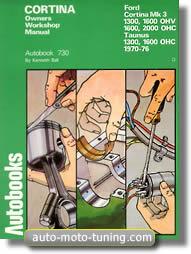 Revue technique Ford Taunus (1970-1976)