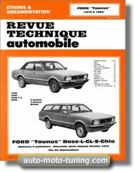 Revue technique Ford Taunus (1971-1975)
