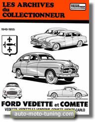 Revue technique Ford Vedette (1949-1955)