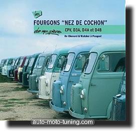 """Revue technique Peugeot / Les fourgons Peugeot """"Nez de cochon"""""""