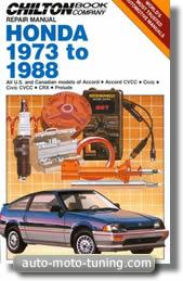 Revue technique Honda Accord (1973-1988)