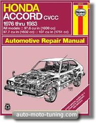 RTA Honda Accord (1976-1983)