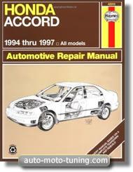 Revue technique Honda Accord (1994-1997)