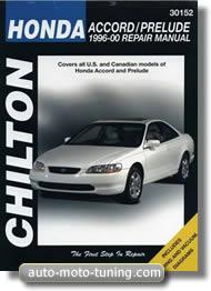 Revue technique Honda Accord (1996-2000)