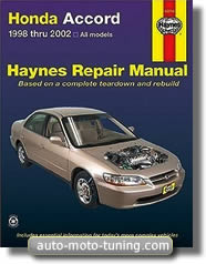 RTA Honda Accord (1998-2002)