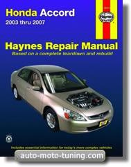 RTA Honda Accord (2003-2007)