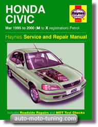 RTA Honda Civic (1995-2000)