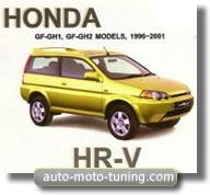 Documentation automobile Honda HR-V (1996-2001)