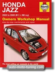 Honda Jazz 1.2 & 1.4 (2002-2008)