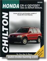 RTA Honda Odyssey et CR-V (1995-2000)