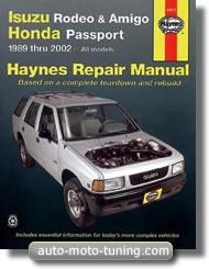 Revue technique Honda Passport (1989-2002)