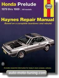 Revue technique Honda Prelude (1979-1989)