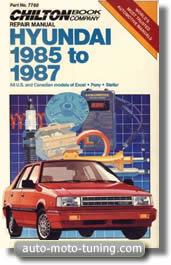 Revue Hyundai Pony (1985-1987)
