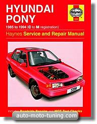 Hyundai Pony 1.3 et 1.5