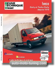 Revue technique Iveco diesel Iveco et Turbo Daily (1978-2006)