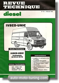 Revue technique Iveco Unic TurboDaily