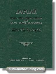 Manuel atelier Jaguar Mk7, Mk8, MK9 (1949-1961)
