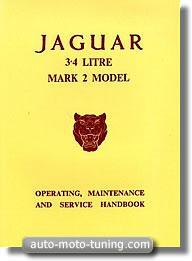 Jaguar Mk2 3·4L