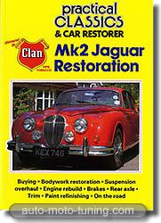 Mk2 Jaguar restoration
