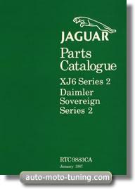 XJ6 et Sovereign série 2 et 3