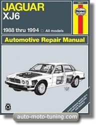 Revue technique Jaguar XJ6 (1988-1994)
