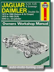Revue technique Jaguar XJS (1975-1985)