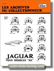 Revue technique Jaguar XK (1948-1971)