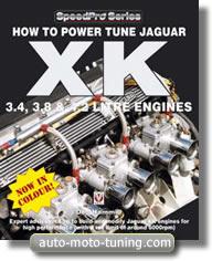 Manuel de réparation Jaguar XK (3.4 - 3.8 - 4.2)